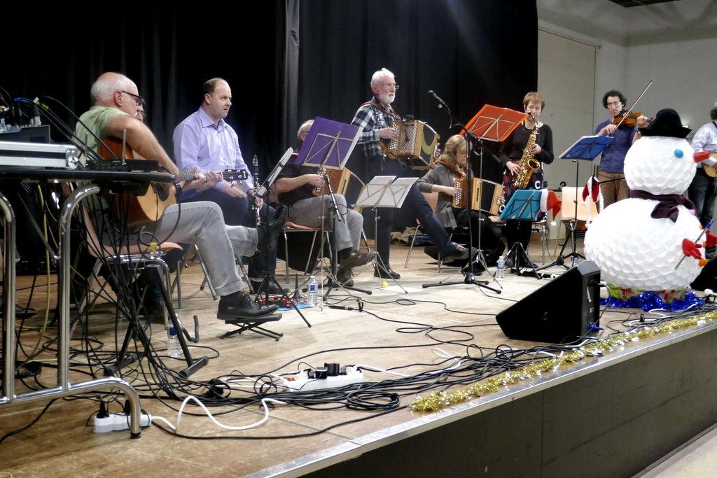 Groupe Folk musique traditionnelle TIOV